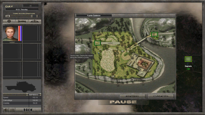 Screenshot 8 - 7,62 High Calibre