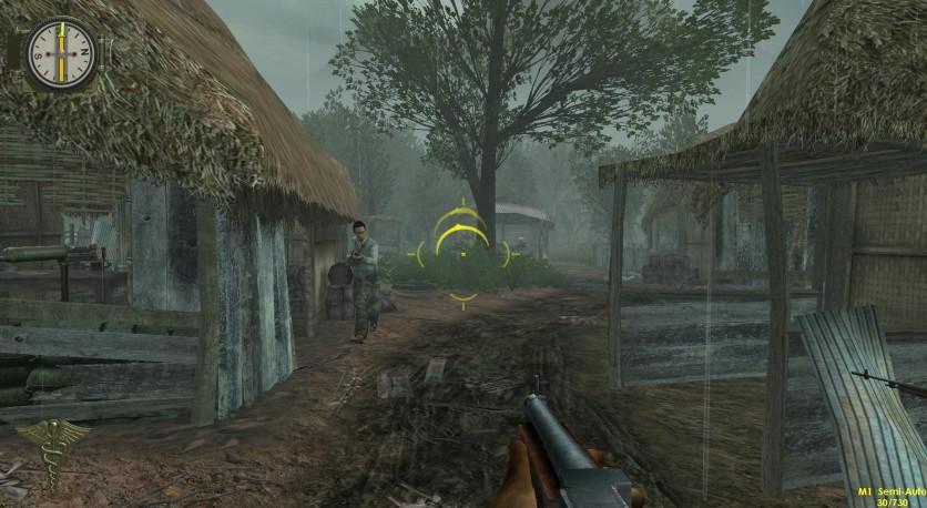 Screenshot 4 - Men of Valor