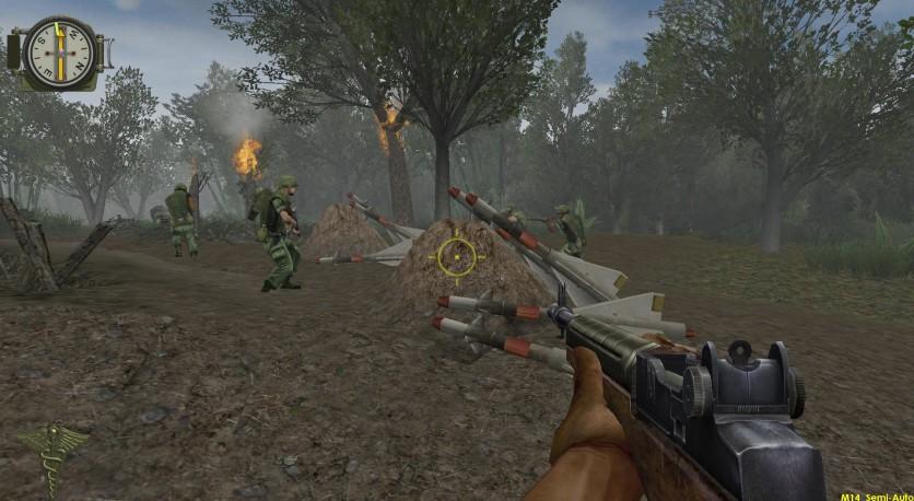 Screenshot 3 - Men of Valor