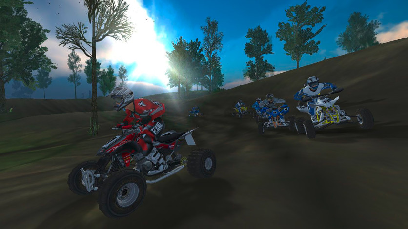 Screenshot 2 - MX vs. ATV Unleashed