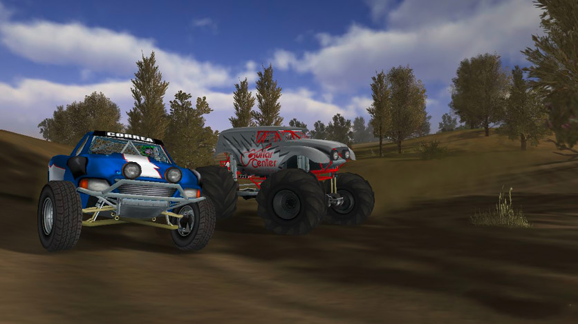Screenshot 1 - MX vs. ATV Unleashed