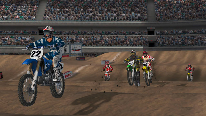 Screenshot 4 - MX vs. ATV Unleashed