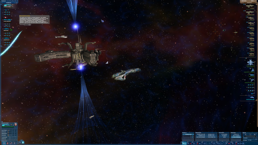 Screenshot 1 - Nexus - The Jupiter Incident