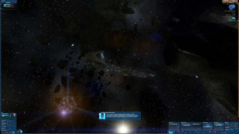 Screenshot 3 - Nexus - The Jupiter Incident