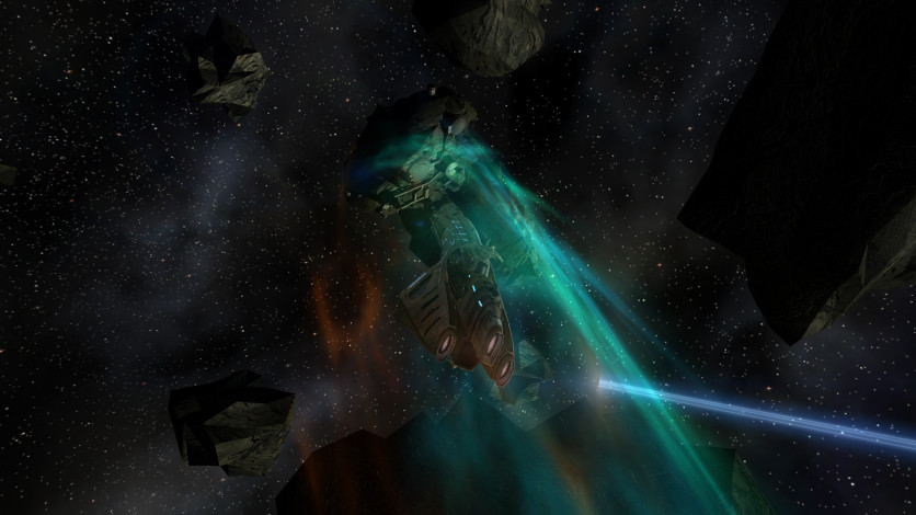 Screenshot 2 - Nexus - The Jupiter Incident
