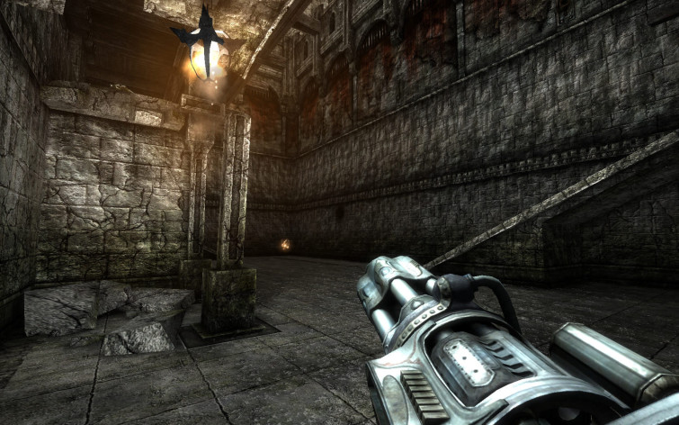 Screenshot 2 - Painkiller Resurrection