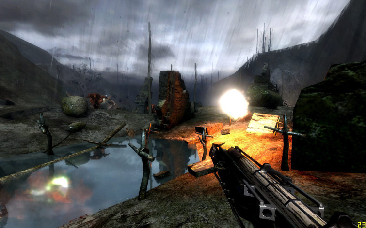 Screenshot 5 - Painkiller Resurrection