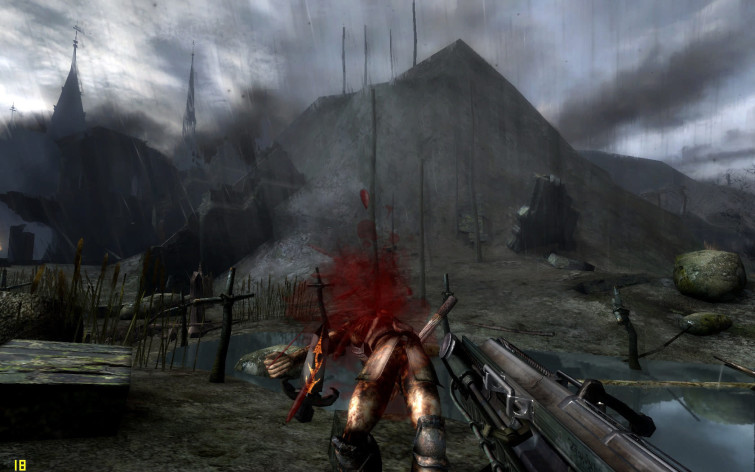 Screenshot 6 - Painkiller Resurrection