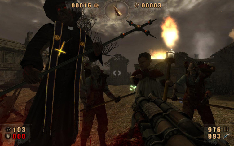 Screenshot 8 - Painkiller Overdose