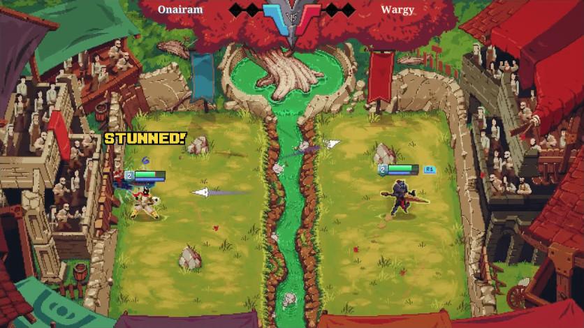 Screenshot 5 - Strikers Edge