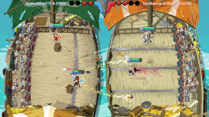 Screenshot 6 - Strikers Edge