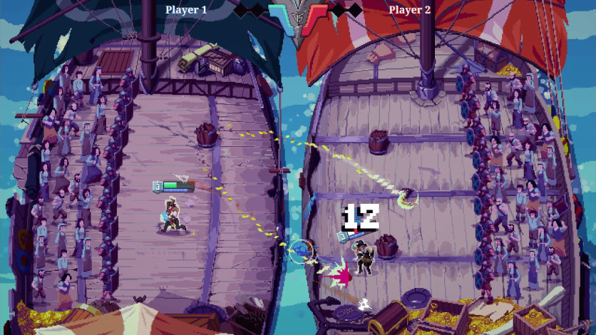 Screenshot 3 - Strikers Edge