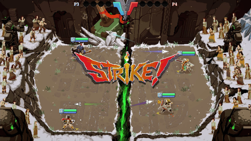 Screenshot 2 - Strikers Edge