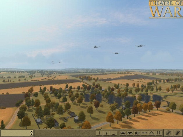 Screenshot 4 - Theatre of War