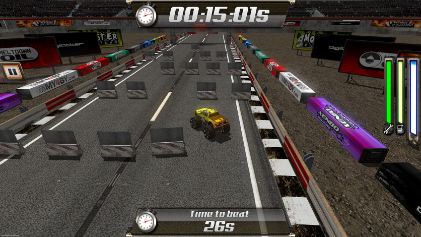 Screenshot 5 - SuperTrucks Offroad