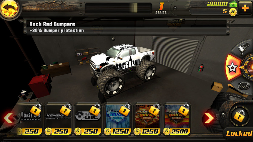 Screenshot 3 - SuperTrucks Offroad