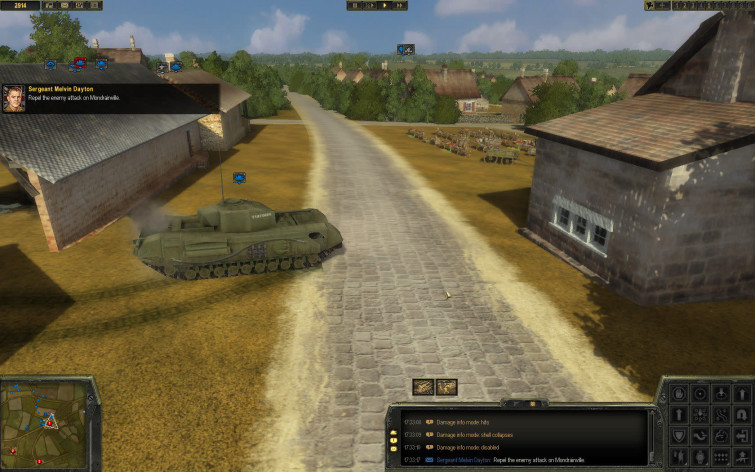 Screenshot 5 - Theatre of War 2 - Battle for Caen