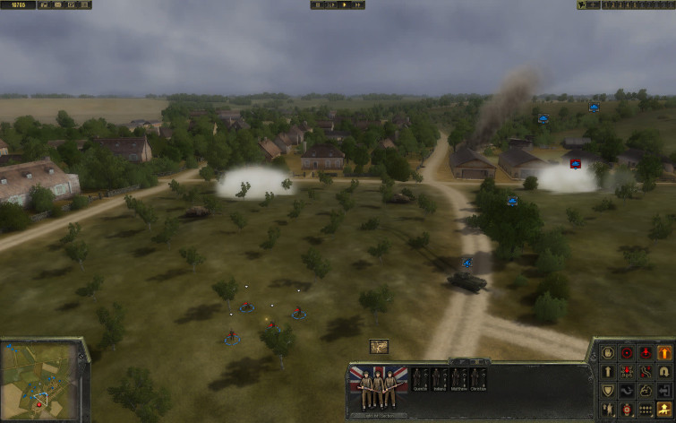 Screenshot 8 - Theatre of War 2 - Battle for Caen