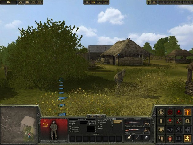 Screenshot 5 - Theatre of War 2: Kursk 1943