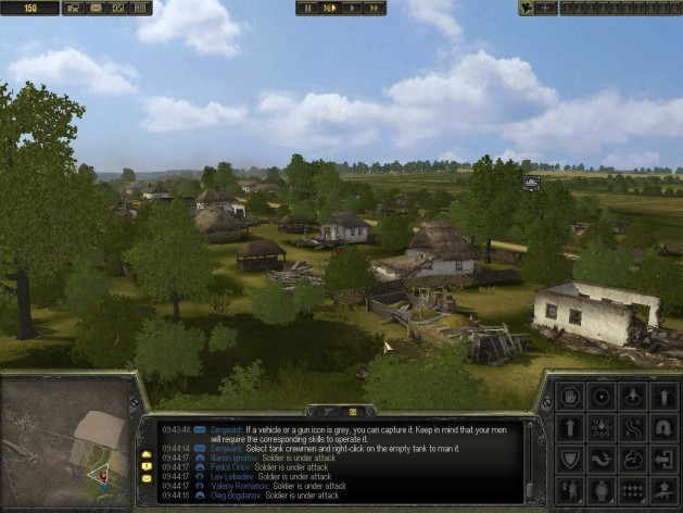 Screenshot 6 - Theatre of War 2: Kursk 1943