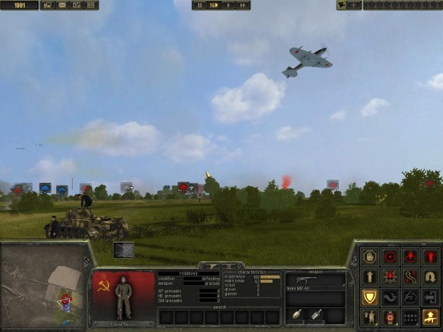 Screenshot 3 - Theatre of War 2: Kursk 1943