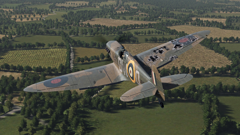 Screenshot 3 - IL-2 Sturmovik: Cliffs of Dover Blitz Edition