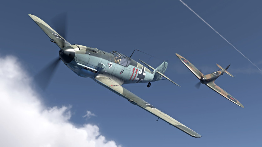 Screenshot 4 - IL-2 Sturmovik: Cliffs of Dover Blitz Edition