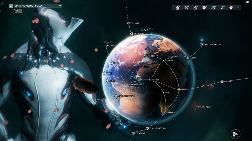 Screenshot 6 - Warframe: Battering Maneuver Pinnacle Pack