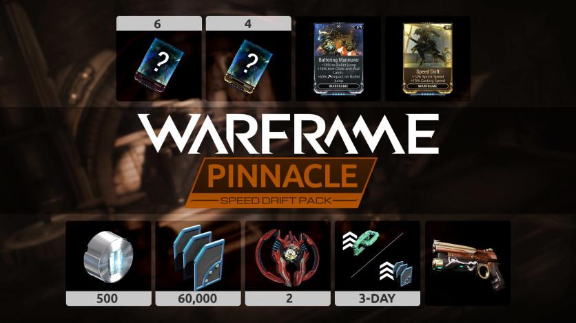 Screenshot 2 - Warframe: Speed Drift Pinnacle Pack