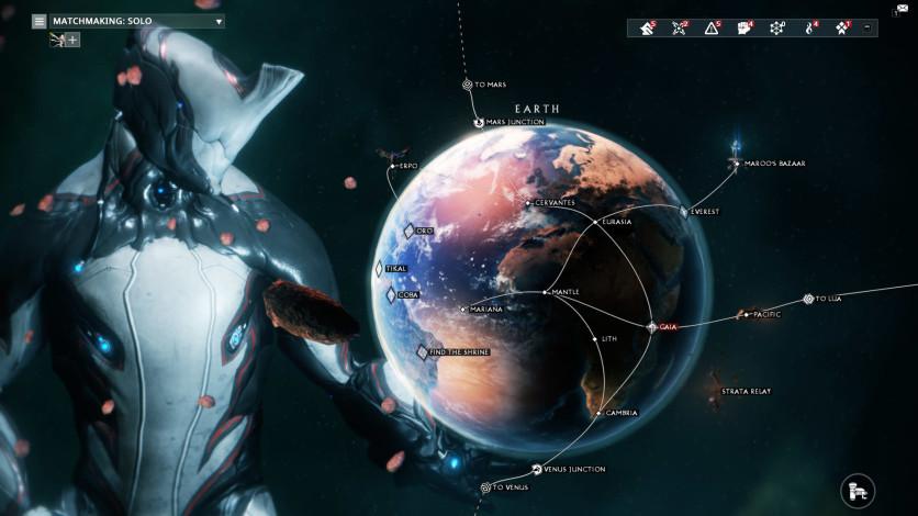 Screenshot 7 - Warframe: Speed Drift Pinnacle Pack