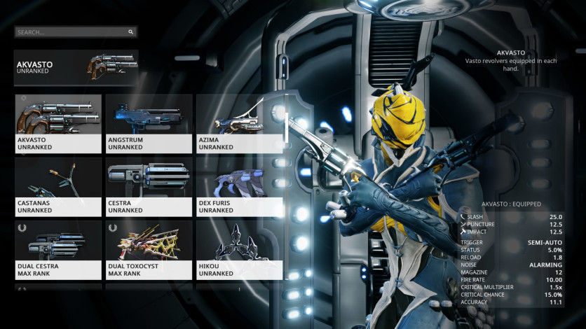 Screenshot 4 - Warframe