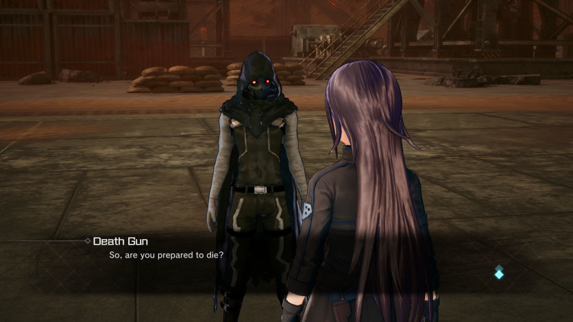Screenshot 9 - SWORD ART ONLINE: Fatal Bullet