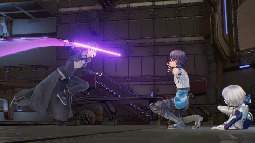 Screenshot 3 - SWORD ART ONLINE: Fatal Bullet