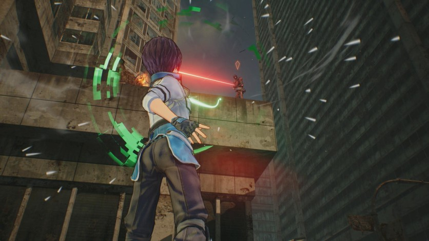 Screenshot 2 - SWORD ART ONLINE: Fatal Bullet