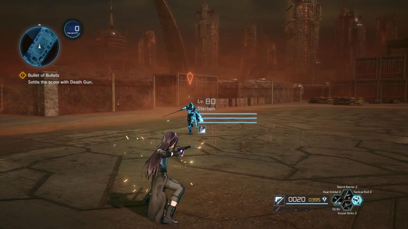Screenshot 9 - SWORD ART ONLINE: Fatal Bullet Deluxe Edition