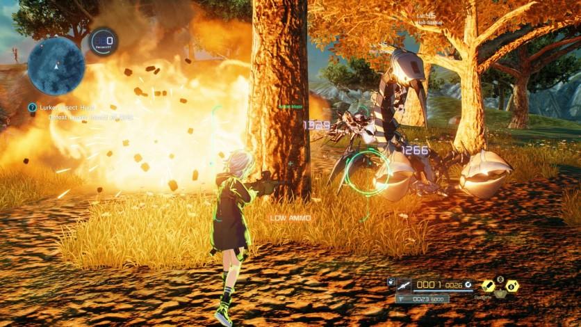 Screenshot 10 - SWORD ART ONLINE: Fatal Bullet Deluxe Edition
