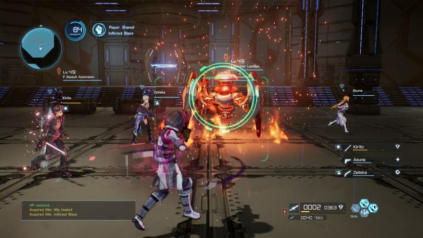 Screenshot 6 - SWORD ART ONLINE: Fatal Bullet Deluxe Edition