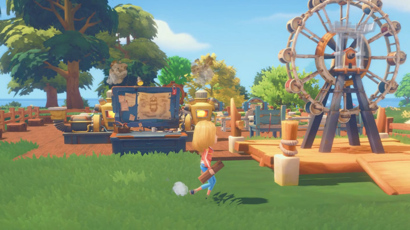 Screenshot 3 - My Time At Portia