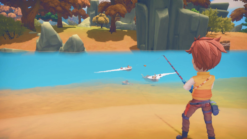 Screenshot 10 - My Time At Portia