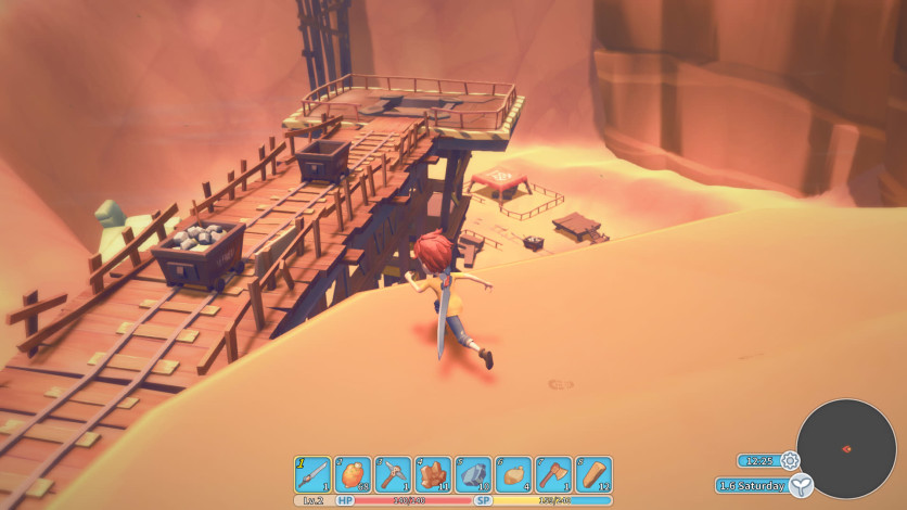 Screenshot 9 - My Time At Portia