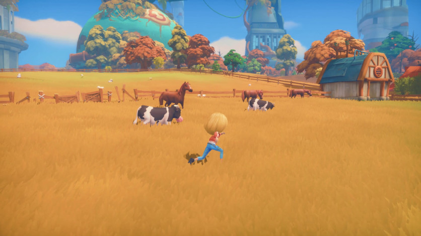 Screenshot 7 - My Time At Portia