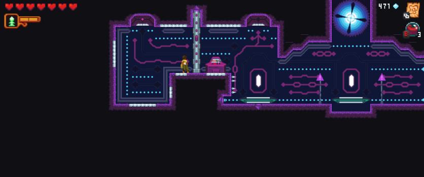 Screenshot 4 - Dandara