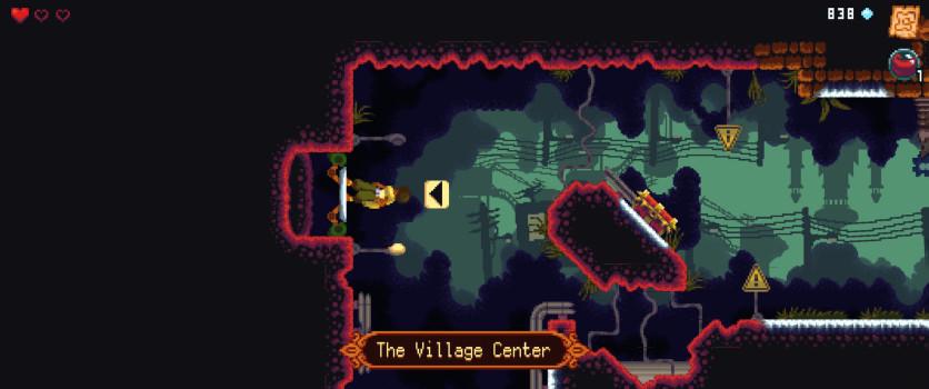 Screenshot 2 - Dandara