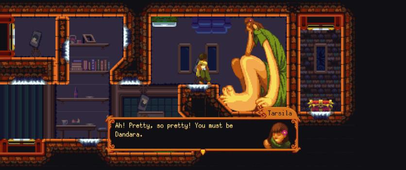 Screenshot 3 - Dandara