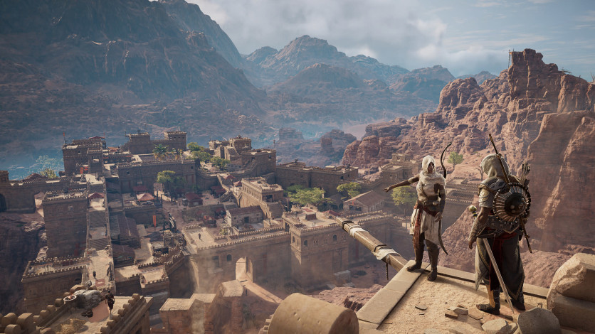 Screenshot 8 - Assassin's Creed Origins - The Hidden Ones