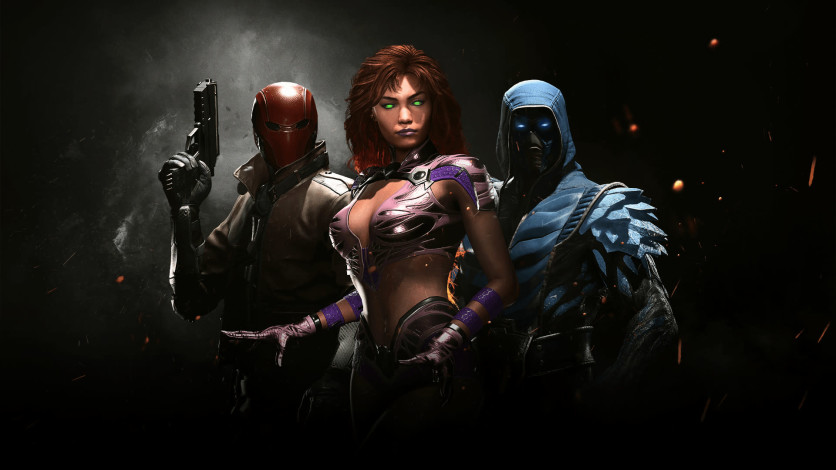 Screenshot 2 - Injustice 2 - Fighter Pack 1