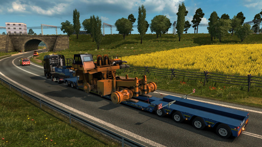 Screenshot 8 - Euro Truck Simulator 2 - Special Transport