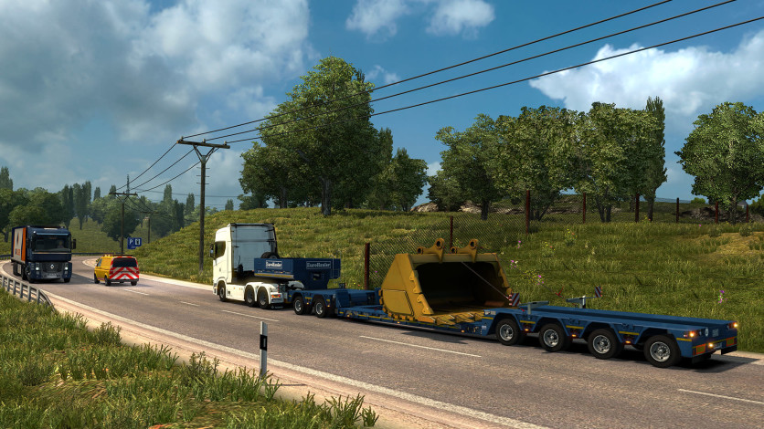 Screenshot 19 - Euro Truck Simulator 2 - Special Transport