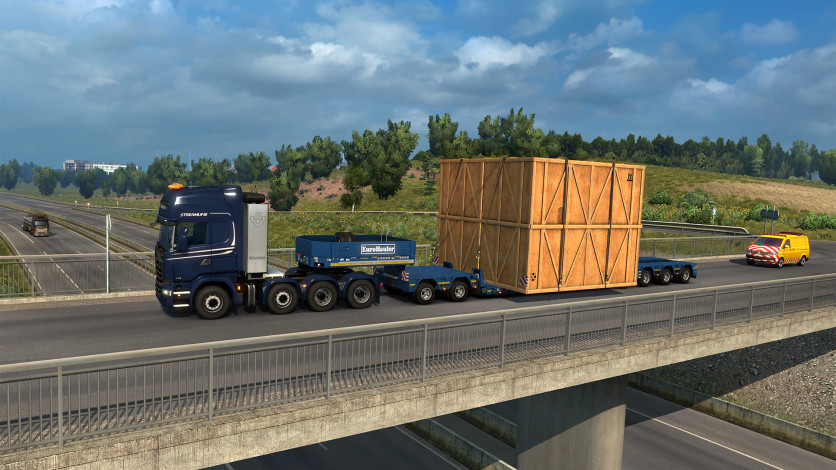 Screenshot 7 - Euro Truck Simulator 2 - Special Transport
