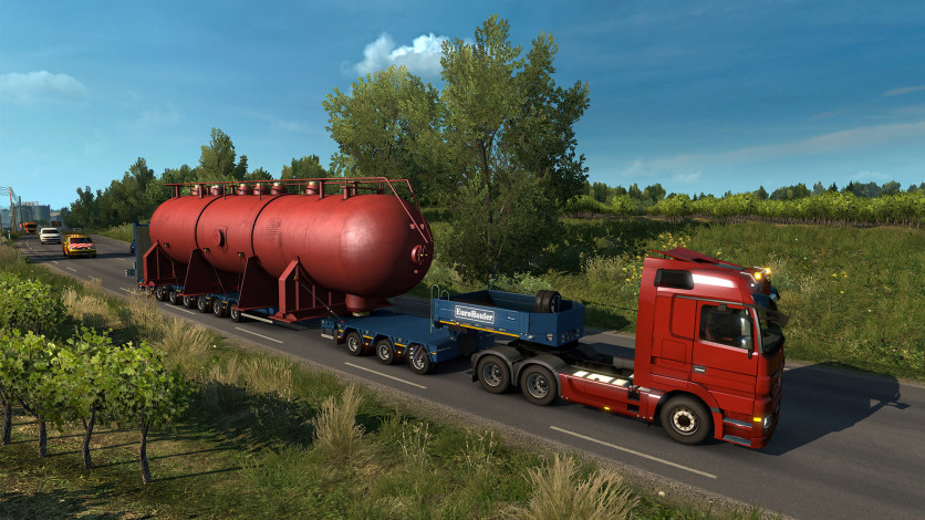 Screenshot 6 - Euro Truck Simulator 2 - Special Transport